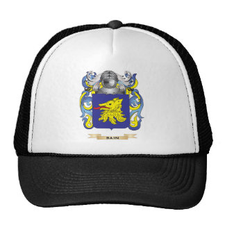 Bain Coat of Arms (Family Crest) Trucker Hat
