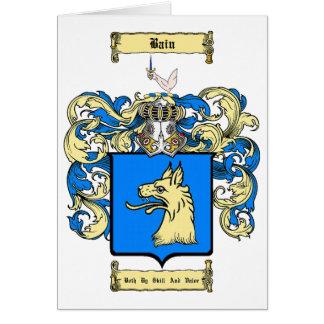 Bain (Escocia) Tarjeta Pequeña