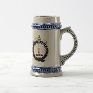 Bain - escudo del clan jarra de cerveza