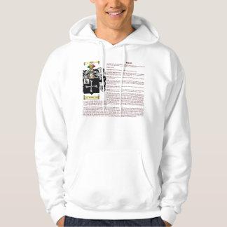 Bain (inglés (significado) pulóver con capucha