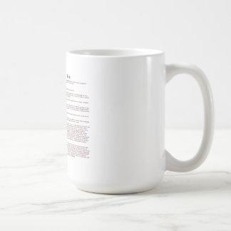 Bain (inglés (significado) taza clásica