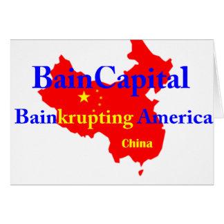 Bain-krupting America Card