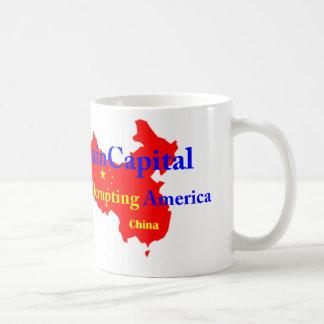 Bain-krupting America Mugs