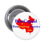 Bain-krupting América Pin