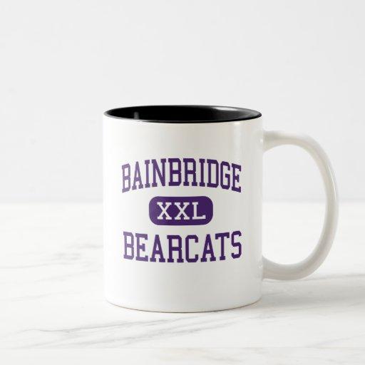 Bainbridge - Bearcats - High - Bainbridge Georgia Coffee Mugs