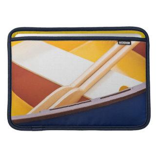 Bainbridge Island Wooden Boat Festival 2 Sleeves For MacBook Air