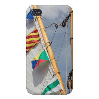 Bainbridge Island Wooden Boat Festival 3 Covers For iPhone 4