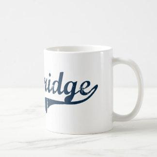 Bainbridge New York Classic Design Classic White Coffee Mug