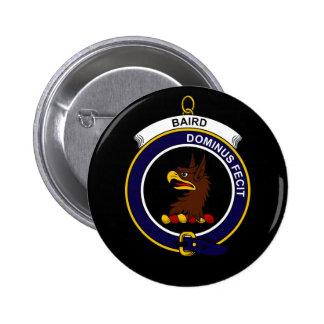 Baird - Clan Crest Pinback Button