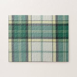 Baird Dress Green Jigsaw Puzzle