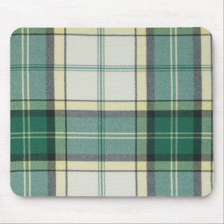 Baird Dress Green Tartan Plaid Mousepad