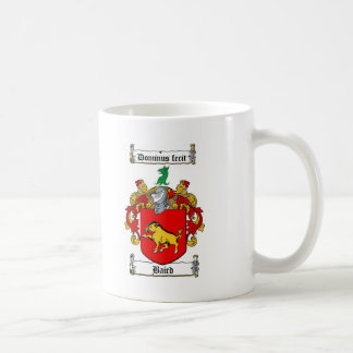 BAIRD FAMILY CREST -  BAIRD COAT OF ARMS COFFEE MUG