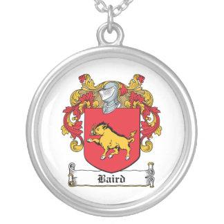 Baird Family Crest Jewelry