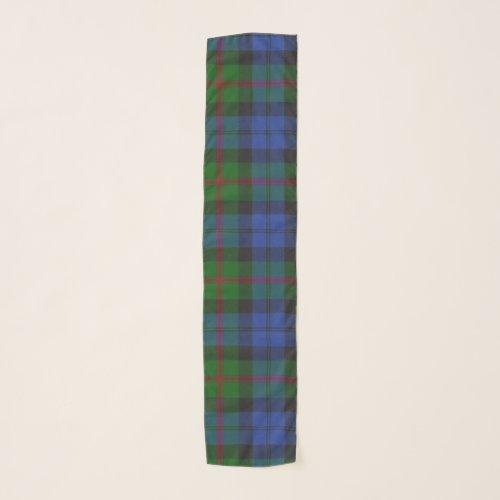 Baird Scottish Clan Tartan Plaid Pattern Scarf