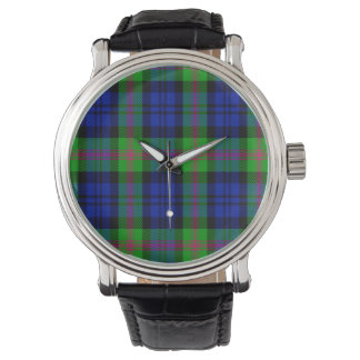Baird Scottish Family Tartan Watch