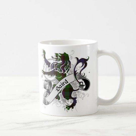 Baird Tartan Lion Coffee Mug