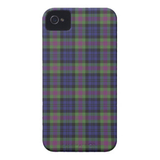 Baird Tartan Plaid Iphone 4/4S Case