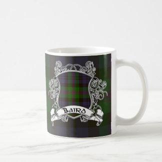 Baird Tartan Shield Coffee Mug