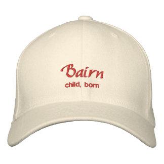 Bairn Name Cap / Hat Embroidered Baseball Cap