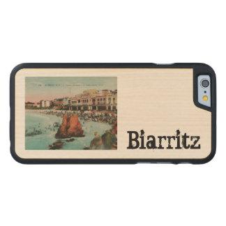 BAIRRITZ - Casino postcard Carved® Maple iPhone 6 Case