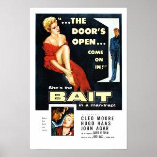 Bait (1954) Poster