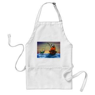 bait adult apron