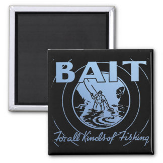 Bait for All Kinds of Fishing Blue Magnet