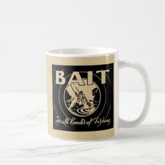 BAIT For All Kinds of Fishing Coffee Mug