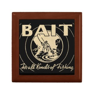 Bait for All Kinds of Fishing Gift Box