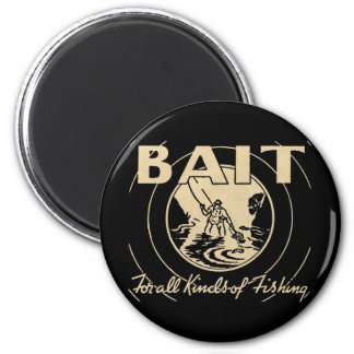 ❝Bait for All Kinds of Fishing❞ Magnet