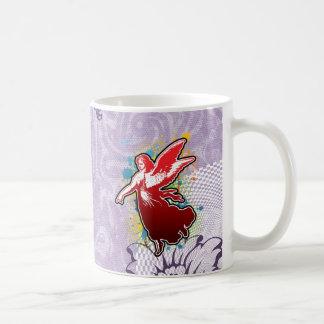 Bait spreading a message of love coffee mug