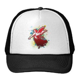 Bait spreading a message of love trucker hat