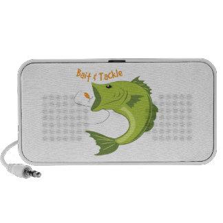 Bait & Tackle Travel Speaker