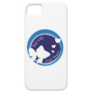Bait With Your Heart iPhone 5 Cases
