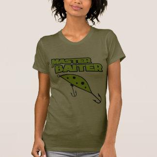 Baiter principal pesca solo camiseta