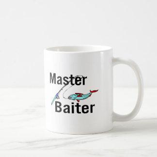 Baiter principal tazas de café