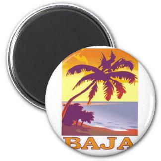 Baja 2 Inch Round Magnet