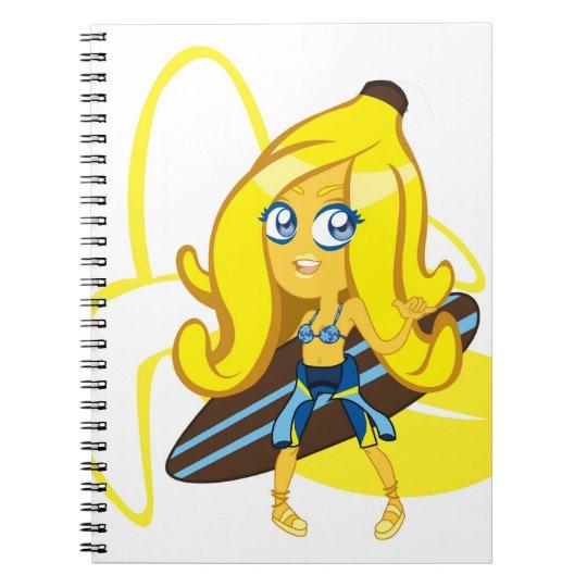 Baja Banana Notebook
