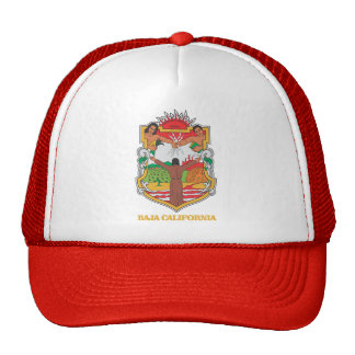 Baja California Trucker Hat