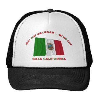 Baja California - Más Que un Lugar ... Mi Hogar Trucker Hat
