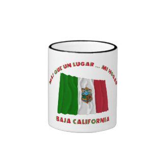 Baja California - Más Que un Lugar ... Mi Hogar Mugs