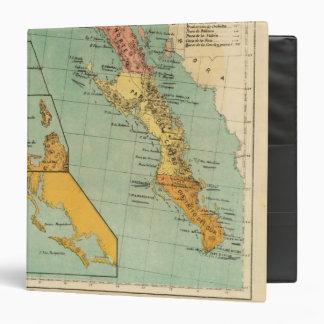 """Baja California, México Carpeta 1 1/2"""""""