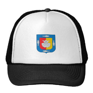 Baja California, Mexico Trucker Hat