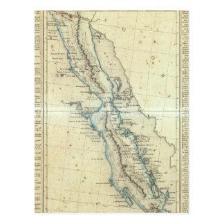 Baja California, México Tarjetas Postales
