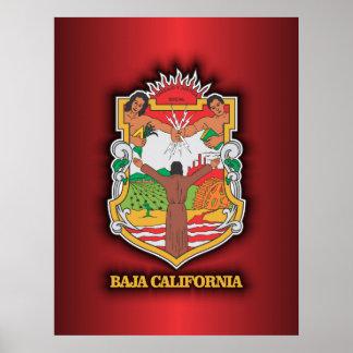 Baja California Poster