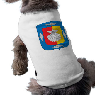 Baja California Sur, Mexico Dog Shirt