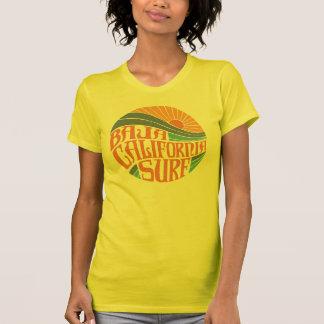 Baja Californian Surf Vintage T-shirt