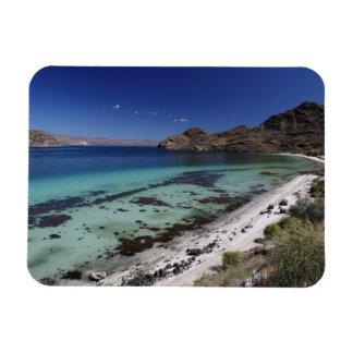 Baja Conception Bay Rectangular Photo Magnet