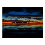 Baja Sunrise 01 Postcard