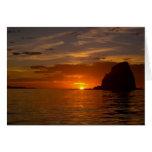 Baja Sunrise 02 Greeting Cards